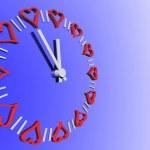 Cuidado con San Valentín — Foto de Stock