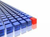 Cubes — Photo