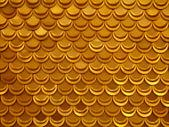 Guld fisk — Stockfoto