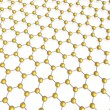 Hexagon background — Stockfoto