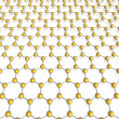 Hexagon background — Stock Photo #1600545
