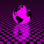 Emo globe — Stock Photo #1600948