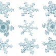 Snowflakes — Stock Photo #1560620