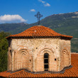 Church of St. Sophia, Ohrid - Foto Stock