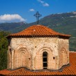 Church of St. Sophia, Ohrid - ストック写真