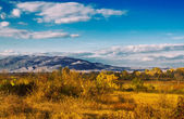 Autumn landscape, Macedonia — Stock Photo