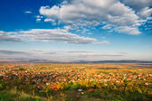 A panoramic view of Dracevo, Macedonia — Stock Photo