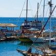 Eilat.Marina — Stock Photo
