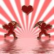 Cupido de San Valentín — Foto de Stock