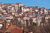City view Veliko Turnovo — Stock Photo