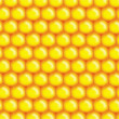 Foto Stock: Honey bee background