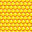 Stock Photo: Honey bee background