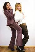 Tanec radosti — Stock fotografie