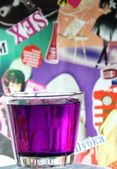 Pink drink — Stock Photo