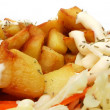 Fried potatoes — Stock Photo #1743146