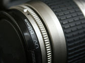 Photographic Lens — Stock Photo