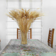 Dining room table — Foto Stock