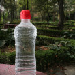 Bottle of water — Stockfoto