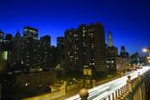 City at night — Stock Photo