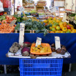 Stock Photo: Fruit stand