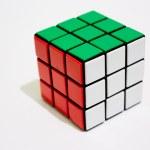 Кубик Рубика — Stock Photo #1578522