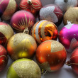 Christmas-tree decorations. — Stock Photo