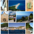 Photos from city Bol, Croatia - Stock Photo
