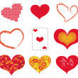 Royalty-Free Stock Vector Image: Heart icon