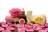 Spa cosmetics — Stock Photo