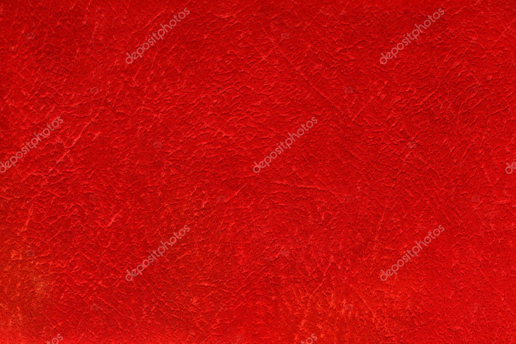Background: fragment of plane red fabric texture — Stock Photo #1671212