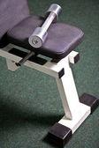 健身房硬件 — 图库照片