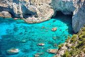 Playa rocosa — Foto de Stock