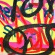 Abstract graffiti background — Stock Photo #1647958