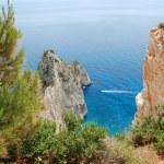 Ionian sea — Stock Photo