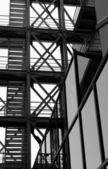 Промышленное здание — Стоковое фото