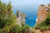Ionian sea — Stock fotografie