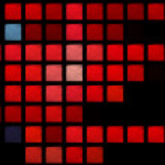 Cubes pattern — Stock Photo