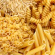 Pasta mix — Stock Photo