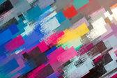 Maluj obrysy — Zdjęcie stockowe