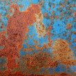 Stock Photo: Rust background