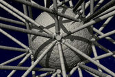 Objeto esférico — Foto de Stock