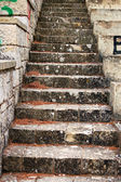 Stone stairs — Стоковое фото