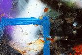 Grafiti boya — Stok fotoğraf