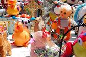 Various_toys — Stock Photo