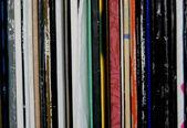 Vinyl records — Stock Photo