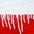 Dripping paint — Foto de Stock