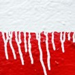 Dripping paint — Stock Photo