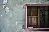 Window frame — Stock Photo