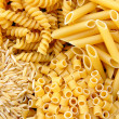 Pasta background — Stock fotografie