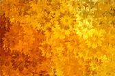 Motivo floreale vernice — Foto Stock